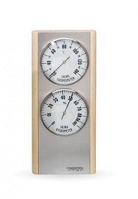 Thermo- und Hygrometer Blonde