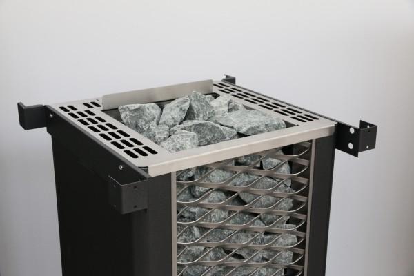 Finnrock Ofenschutz Halterung ohne Holzteile für Saunaofen Finnrock (Standausführung)