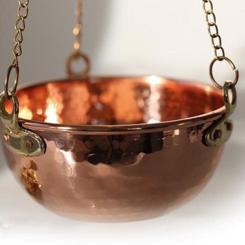 Kräutertopf Kupfer 1 Liter