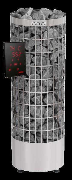 Saunaofen Harvia Cilindro XE inkl. digitalem Bedienfeld neues Design