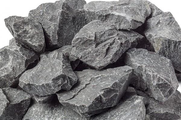 Steine für den Saunaofen, 20 kg, Ø 10-15 cm