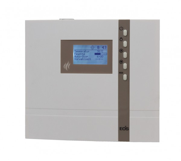 EOS Econ D2 (Saunasteuergerät, Finnisch) Saunasteuerung für finnische Trockensauna