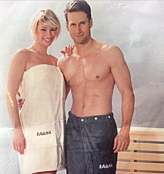 Sauna-Kilt, Baumwolle