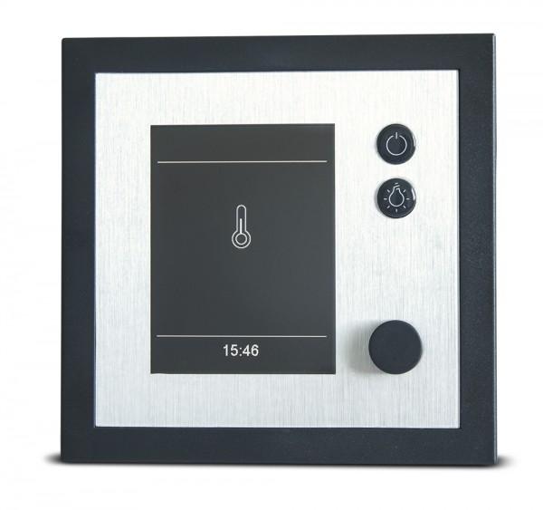 EOS Emotec D (Saunasteuergerät, Finnisch) Saunasteuerung für finnische Sauna