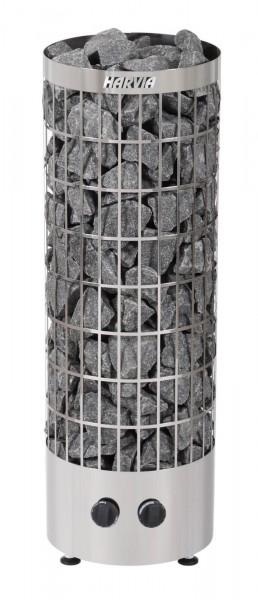 Saunaofen Harvia Cilindro mit integrierter Steuerung - Modell offen