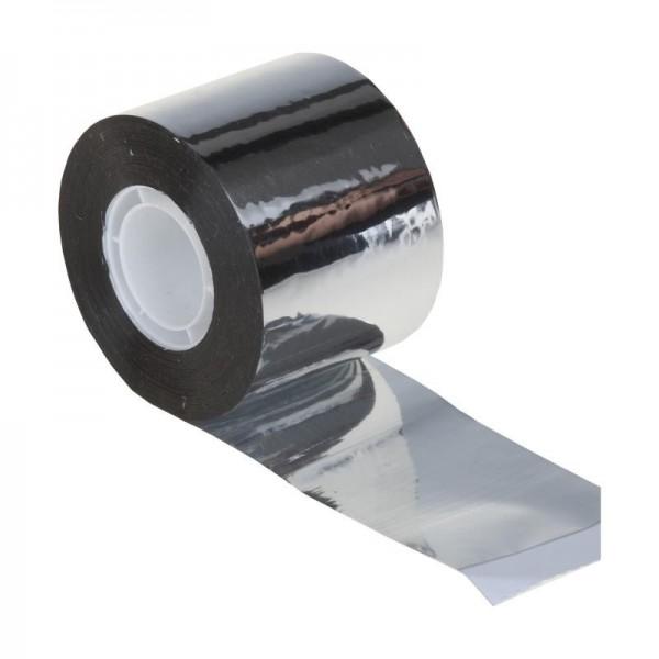 Aluminiumband Aluband 75mm für Saunabau Klebeband Isolierung Dampfsperre