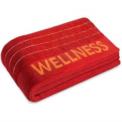 Saunahandtauch Wellness